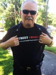 Street Ransom Officer Shirt